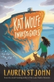 Couverture L'agence Kat Wolfe Editions Macmillan 2018