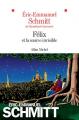 Couverture Félix et la source invisible Editions Albin Michel 2019