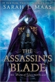 Couverture Throne of Glass Novellas: The Assassin's Blade Editions Bloomsbury 2018