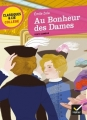 Couverture Au bonheur des dames Editions Hatier (Classiques & cie - Collège) 2017