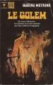 Couverture Le Golem Editions Gerard & C° (Marabout) 1971