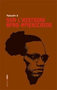 Couverture Sur l'histoire afro-américaine