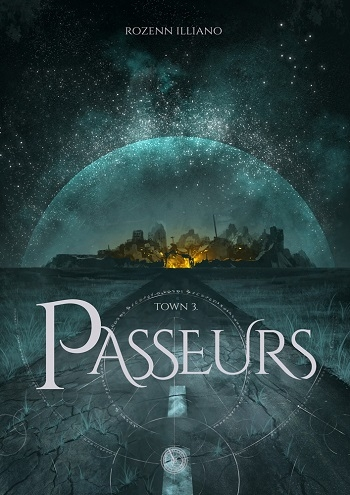 Couverture Town, tome 3 : Passeurs