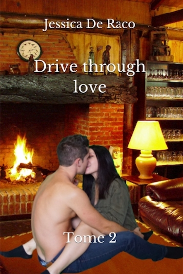 Couverture Drive through love, tome 2