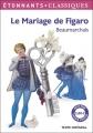 Couverture Le Mariage de Figaro Editions Flammarion (GF - Etonnants classiques) 2017