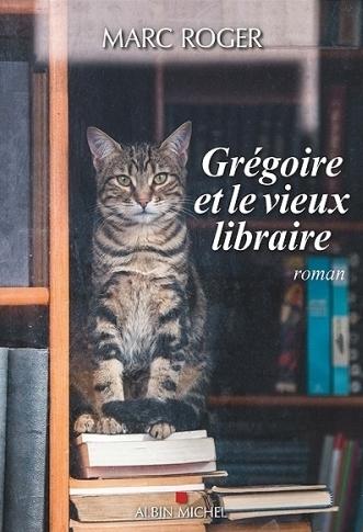 Couverture Grégoire et le vieux libraire