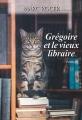 Couverture Grégoire et le vieux libraire Editions Albin Michel 2019