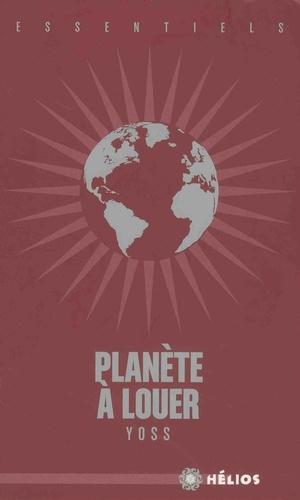 Couverture Planète à louer