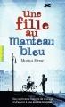 Couverture Une fille au manteau bleu Editions Gallimard  (Pôle fiction) 2019