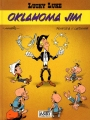 Couverture Lucky luke, édition spéciale : Oklahoma jim Editions Lucky Productions 1997