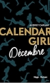 Couverture Calendar girl, tome 12 : Décembre Editions Hugo & cie (New romance) 2017