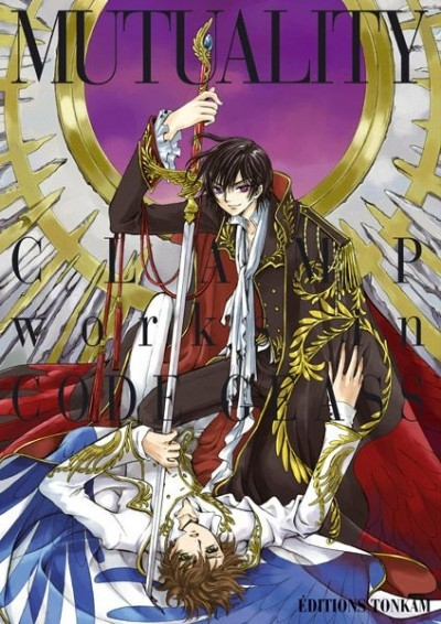 Couverture Code Geass : Mutuality