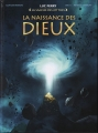 Couverture La naissance des dieux Editions France Loisirs 2018