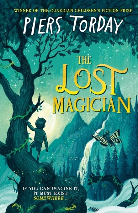 Couverture The Lost Magician