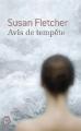 Couverture Avis de tempête Editions J'ai Lu 2010