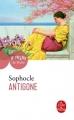 Couverture Antigone Editions Le Livre de Poche (Le Théâtre de Poche) 2017