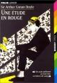 Couverture Une étude en rouge / Étude en rouge Editions Folio  (Junior) 2014