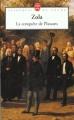 Couverture La conquête de Plassans Editions Le Livre de Poche 1998