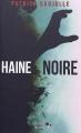 Couverture Haine noire Editions de Borée (Marge noire) 2018