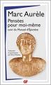Couverture Pensées pour moi-même Editions Flammarion (GF) 1999