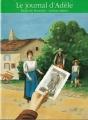 Couverture Le journal d'Adèle Editions Gallimard  (Lecture junior) 1995