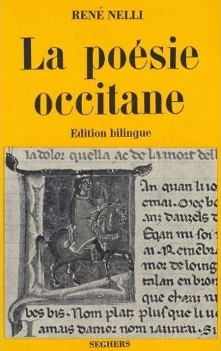 Couverture La poésie occitane