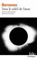Couverture Sous le soleil de Satan Editions Folio  (Classique) 2019