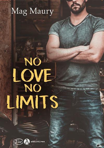 Couverture No love no limits