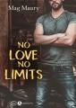 Couverture No love no limits Editions Addictives (Luv) 2019