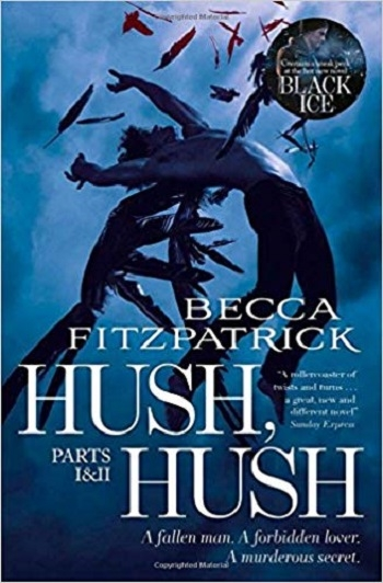Couverture Hush, hush, double, books 1 and 2
