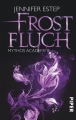 Couverture Mythos Academy, book 2: Kiss of Frost Editions Piper 2015
