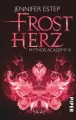 Couverture Mythos Academy, book 3: Dark Frost Editions Piper 2015