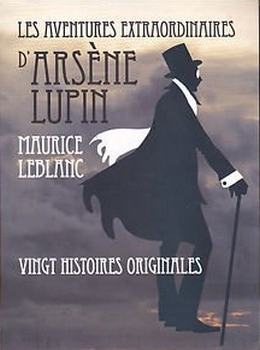 Couverture Les aventures extraordinaires d'Arsène Lupin : Vingt histoires originales