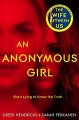 Couverture An Anonymous Girl Editions Macmillan 2018