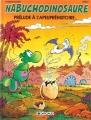 Couverture Nabuchodinosaure, tome 1 : Prélude à l'apeupréhistoric Editions Dargaud 1999