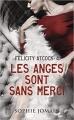 Couverture Felicity Atcock, tome 4 : Les anges sont sans merci Editions J'ai Lu 2016