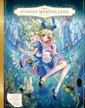 Couverture Contes merveilleux Editions Le héron d'argent (Encyclopédies et beaux livres) 2018