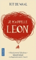 Couverture Je m'appelle Léon Editions Pocket 2019