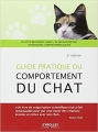 Couverture Guide pratique du comportement du chat Editions Eyrolles 2018