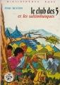 Couverture Le club des cinq et les saltimbanques / Le club des cinq et le cirque de l'étoile Editions Hachette (Bibliothèque rose) 1978