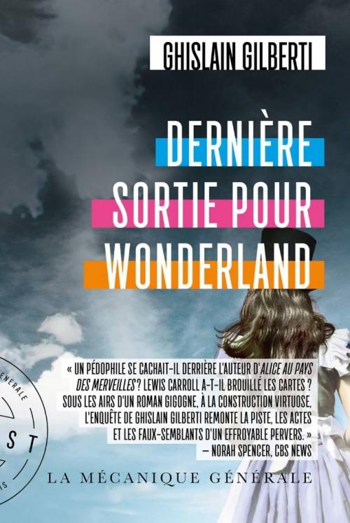 Couverture Dernière sortie pour Wonderland