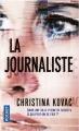 Couverture La journaliste Editions Pocket 2019
