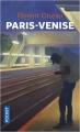 Couverture Paris-Venise Editions Pocket 2019