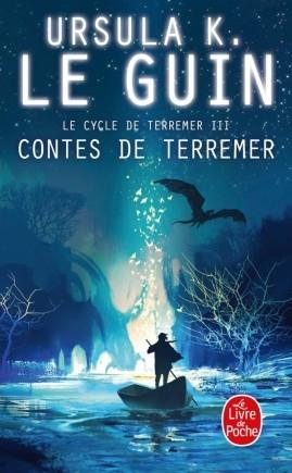 Couverture Terremer / Le Cycle de Terremer, tome 3 : Contes de Terremer