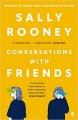 Couverture Conversations entre amis Editions Faber & Faber 2017