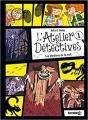 Couverture L'Atelier Détectives, tome 1 : Les Mystères de la nuit Editions Bamboo 2017