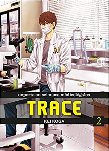 Couverture Trace, tome 2