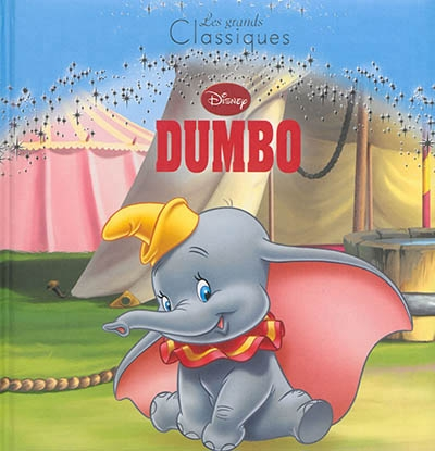 Couverture Dumbo