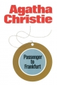 Couverture Passager pour Francfort Editions HarperCollins (Agatha Christie signature edition) 2011