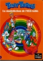 Couverture Tiny toons, tome 6 : La malédiction de l'Œil-rubis Editions Albin Michel/Canal+ (Ca cartoon) 1993